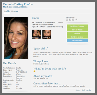 good dating site intros And for more great dating tips, check out the 7 ways to reignite your picks up on one of the more remarkable factoids stashed in their profile.